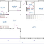 Bathroom Floor Plan Here Example And Advice How