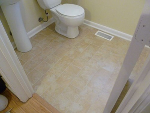 Bathroom Floor Tile Design Home Improvement