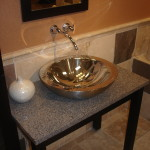 Bathroom Remodeling Idea Consider Vessel Sink For Small