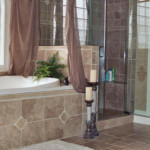 Bathroom Tile Decorating Ideas Home Remodeling And Renovation