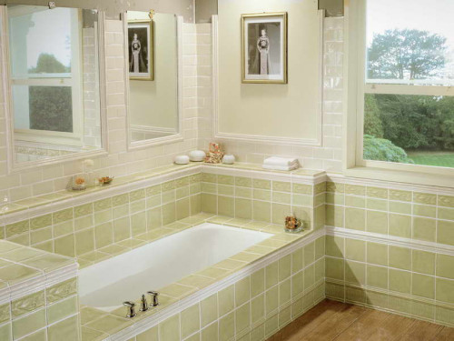 Bathroom Tiling Ideas For Small Bathrooms Hardwood Floors
