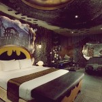 Batman Bedroom Cor Carpet Flooring