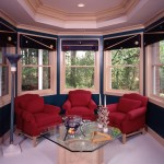 Bay Window Dressing Treatment Ideas For Your