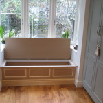 Bay Window Seats Are Not Only The Perfect Compliment Beautifully