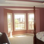 Bay Window Treatments Refreshing Your Interior Look