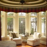 Bay Window Treatments Treatment Blinds And Shade