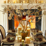 Beautiful And Elegant Christmas Centerpiece Ideas Designswan
