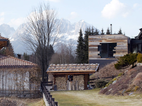 Beautiful And Rustic House The Austrian Alps Kitzbuehel Mansion