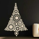 Beautiful Christmas Wall Stickers For Room Decoration
