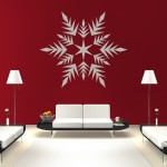 Beautiful Examples Home Christmas Wall Decals Design