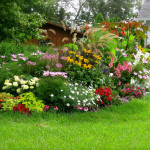Beautiful Garden Design Ideas For Exclusive Backyard