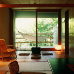 Beautiful Modern Style Bright Interior Relaxation Japanese Spa Design