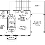 Beautiful One Bedroom Home Plans Smart Decorating Ideas