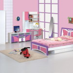 Beautiful Pink Bedroom
