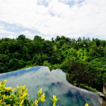Beautiful Ubud Hanging Gardens Bali Indonesia Like Waste