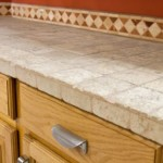 Beauty Durability Kitchen Tile Countertops The Dahab
