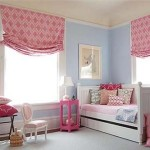 Beauty Pink And Blue Bedroom Decorations Ideas