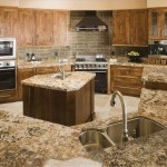 Becoming Kitchen Designer Granite Countertop