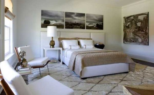 Bed Headboard Design Made Twigs And Branches For Modern Bedroom