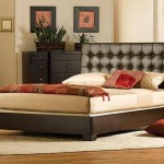 Bed Headboards Leather Wooden