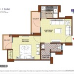 Bedroom Apartment Flat For Sale Residency Sector Noida