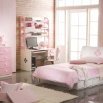 Bedroom Decorating Ideas For Pink Three Simple