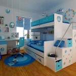 Bedroom Design Ideas Bunk Bed Stairs And Practical Storage