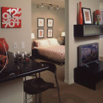 Bedroom Design Ideas For Studio Loft Apartments Great Tips And