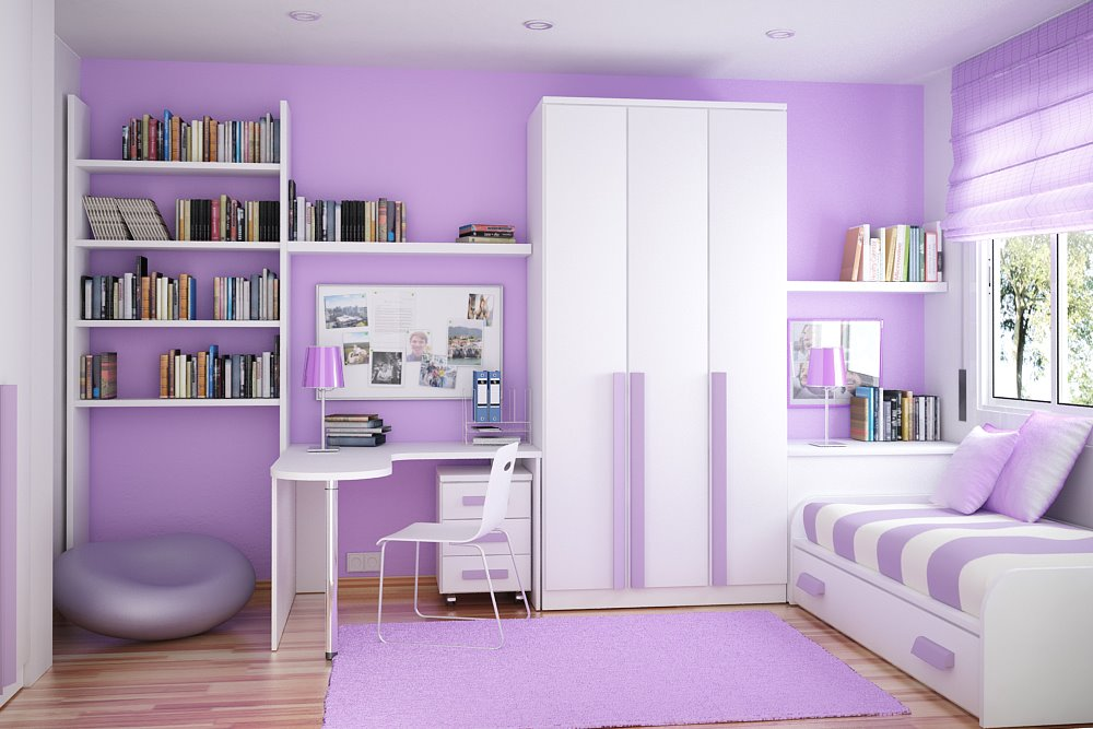 Bedroom Designs For Small Spaces Design