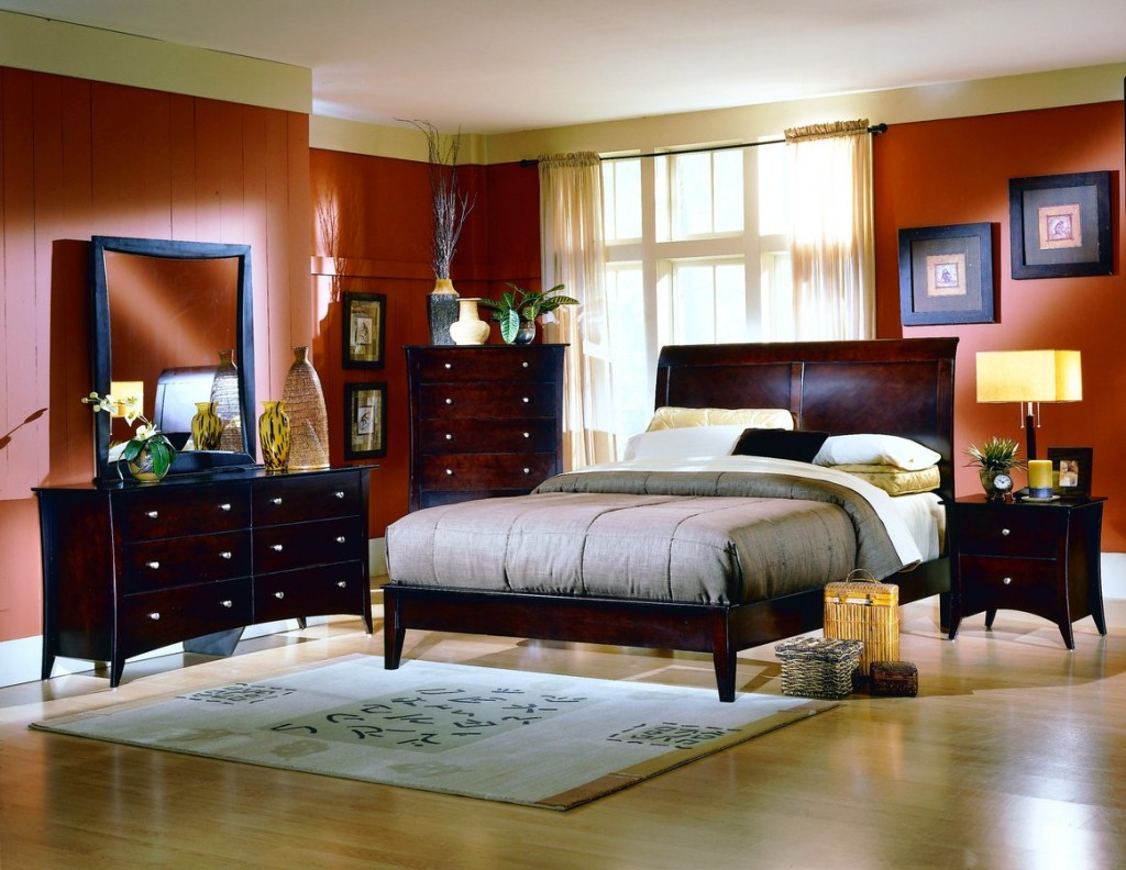 Bedroom How Decorate Your Look Awesome