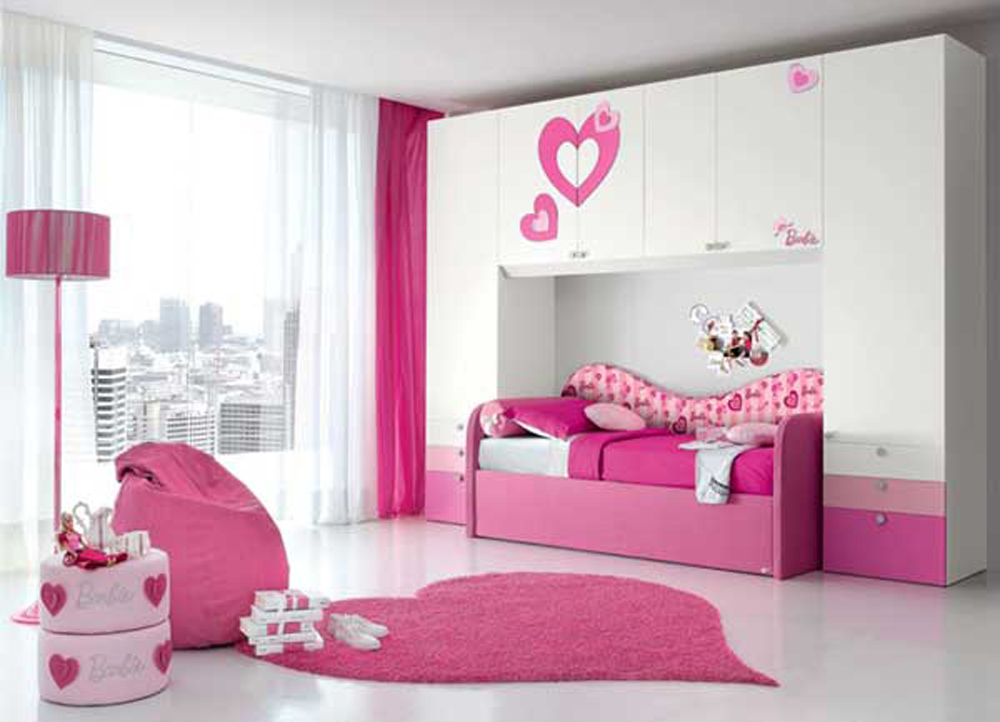 Bedroom Ideas For Girls Pink Concepts