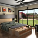 Bedroom Interior Rendering Designs Are Modern And Very