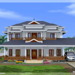 Bedroom Kerala Style Home Design And Floor Plans