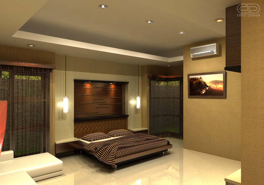 Bedroom Lighting Design Ideas Interior