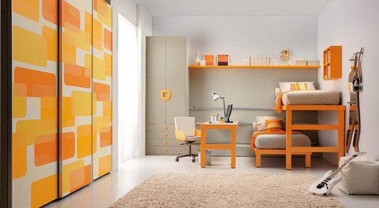 Bedroom Loft Beds Best Solution For Small