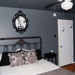 Bedroom Paint Color Ideas Grey Tone House Decorating