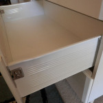 Bedroom Set Including Double Low Drawers And Bedside Table Lane