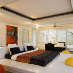 Bedroom Stylish Contemporary Master Design Ideas Picture