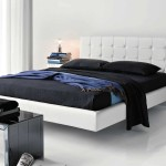Bedrooms Contemporary Style Elegant Modern Bed Furniture