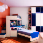 Bedrooms For Teenagers Fabulous Modern Themed Rooms Boys And Girls