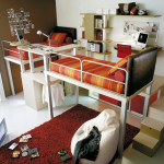 Beds For And Teenagers Cool Bunk Bed Loft Design