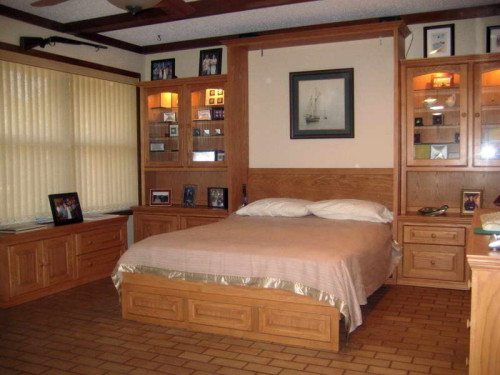 Beds Ikea Design Ideas Wooden Cabinet Murphy Bed From