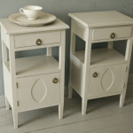 Bedside Cabinet Karl Akta Scandinavian Furniture