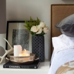 Bedside Table Decor Amazing Home