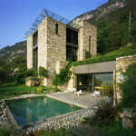 Bels Blog Modern Stone House Design From Italy