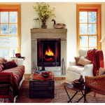 Best Fireplace Location Living Room Designs Stylish Home