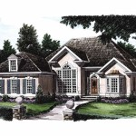 Best Floor Plan New American House From Dream Home