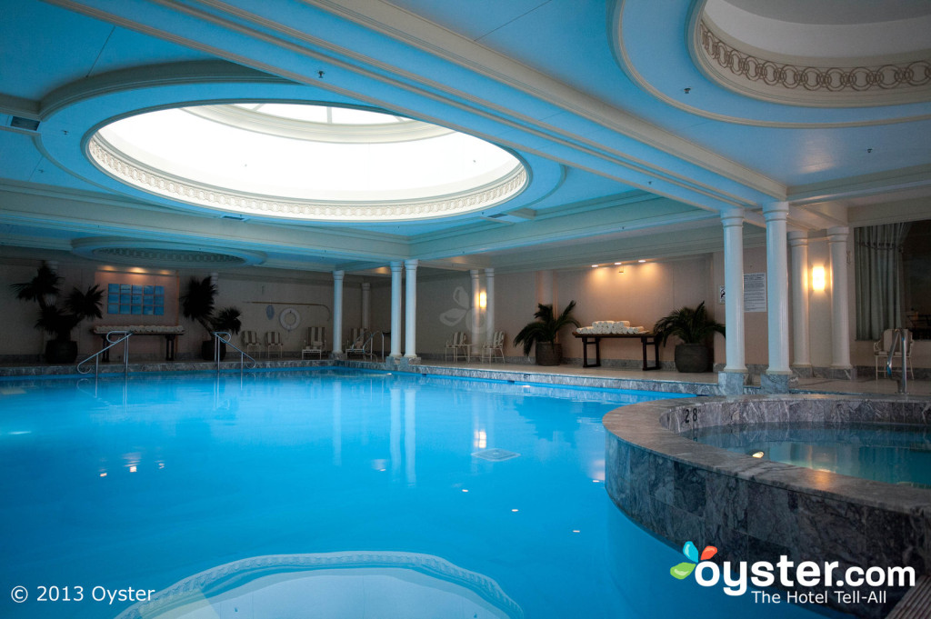 Best Hotel Pools Chicago Oyster Reviews And