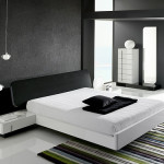 Best Pictures Black And White Bedrooms Designs Ideas Interior