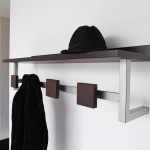 Beyond Wall Coat Racks Ikea Container Store Rack Lowes